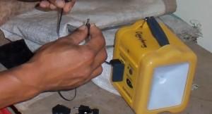 solarlampphonecharge